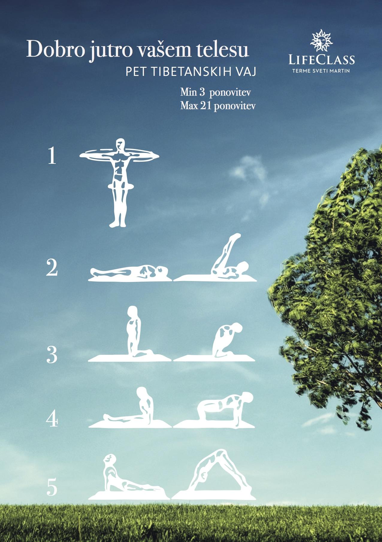 Vježbe u prirodi